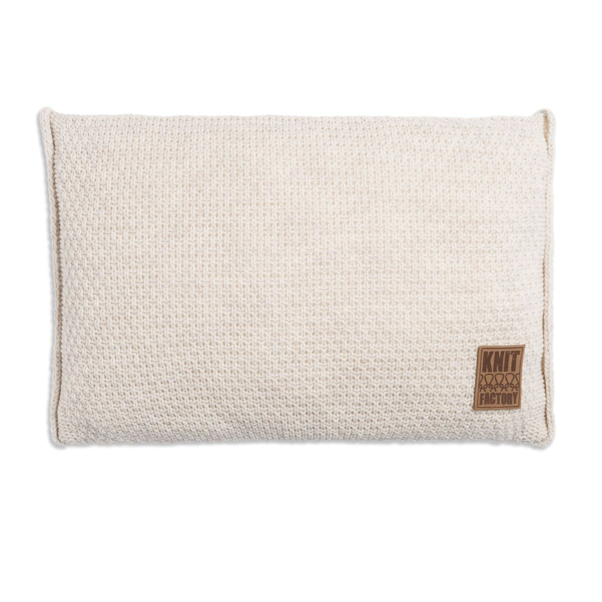 knit factory 1091312 kussen 60x40 jesse beige 1
