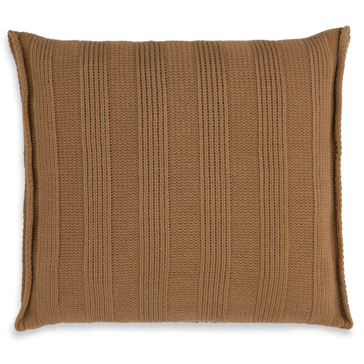 knit factory 1091220 kussen 50x50 jesse new camel 2