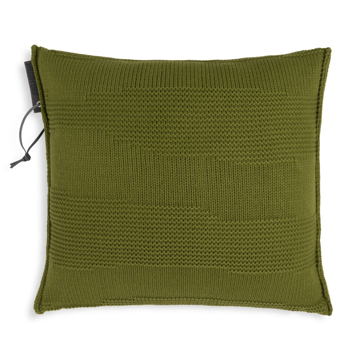 joly cushion moss green 50x50
