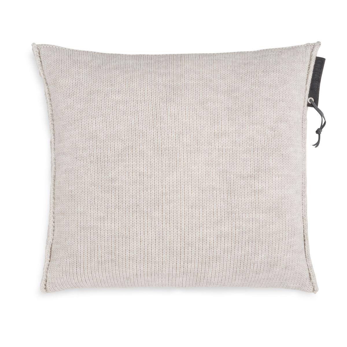 knit factory 1431212 joly kussen 50x50 beige 2