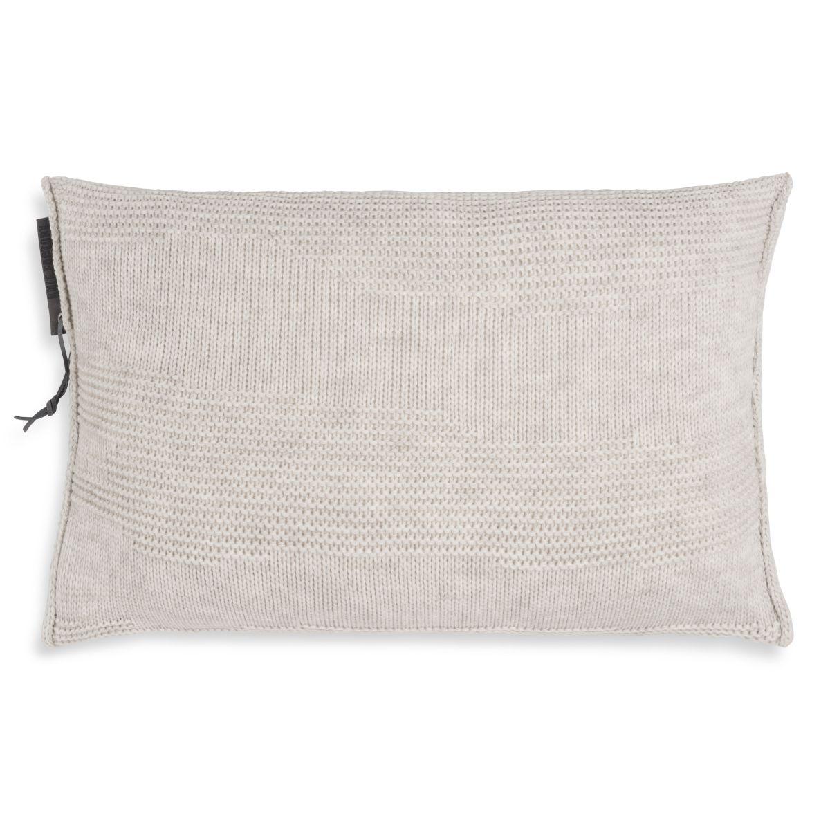 knit factory 1431312 joly kussen 60x40 beige 1