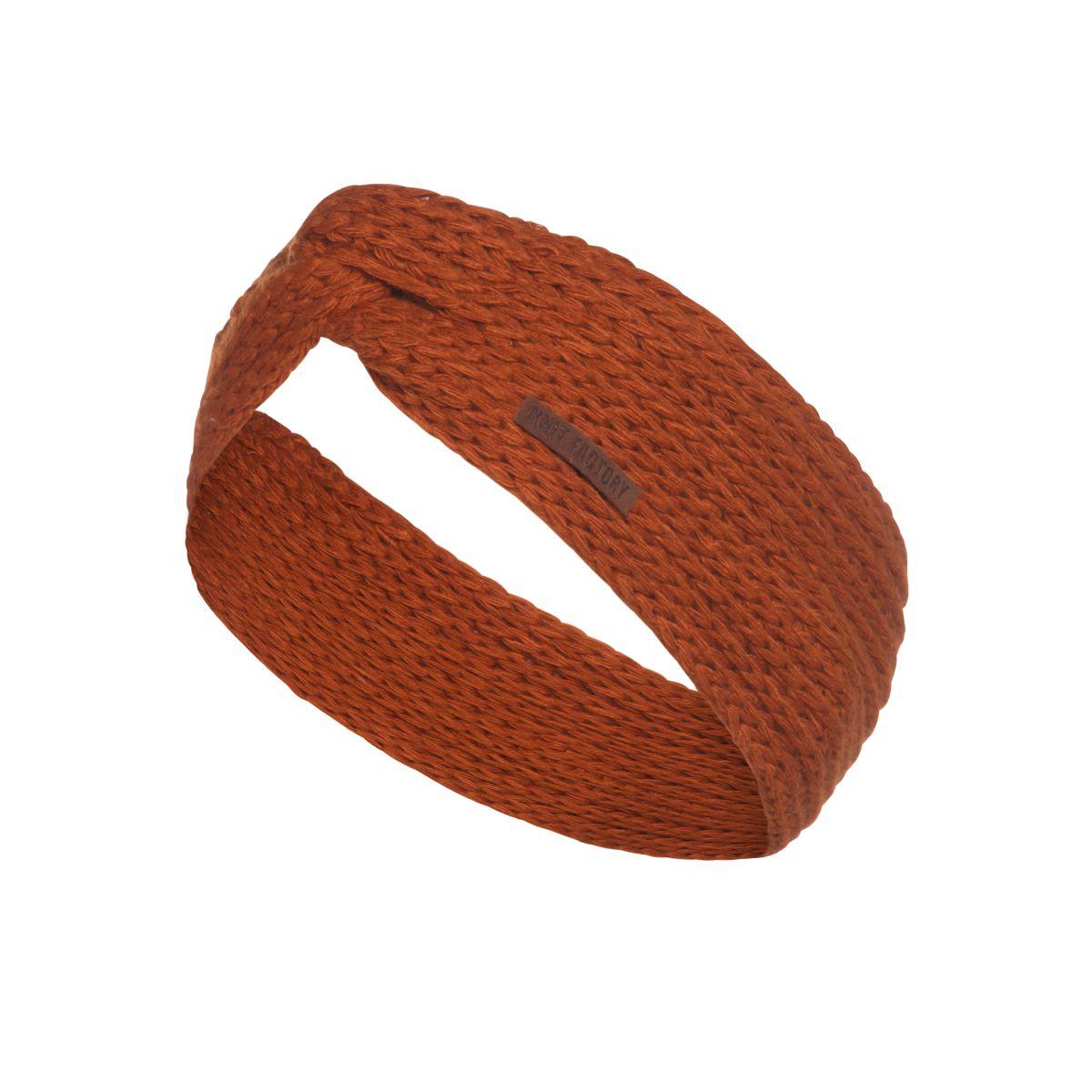 knit factory 1376916 joy hoofdband terra 1