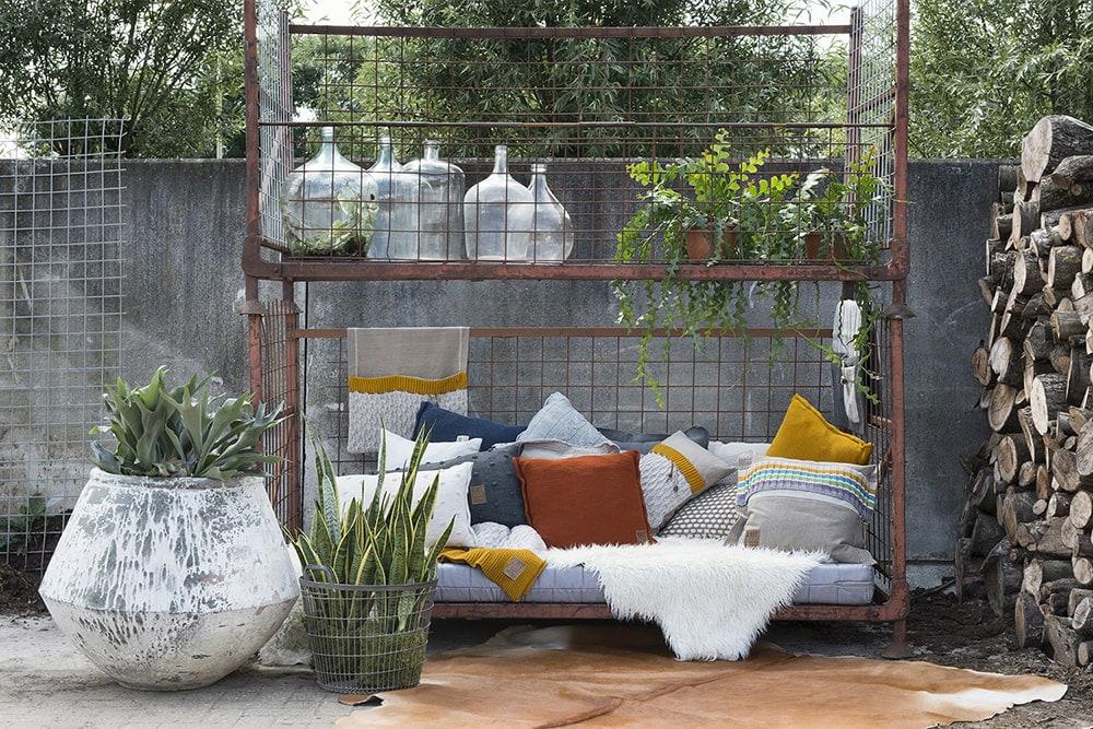 julia cushion 50x50 multicolor