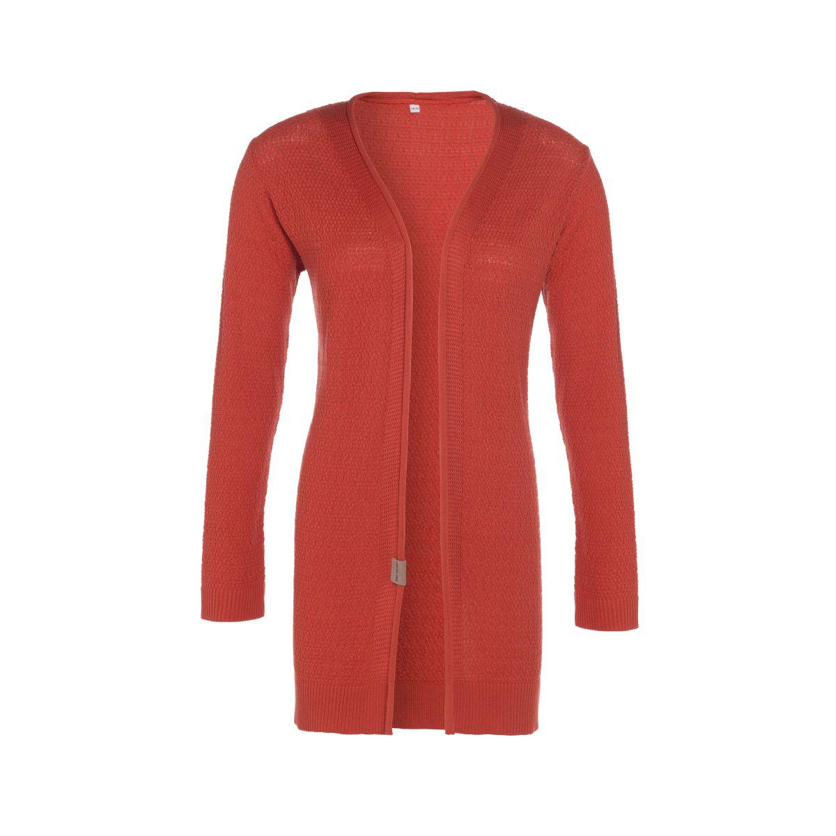 knit factory 1416316 june vest 4042 terra 1