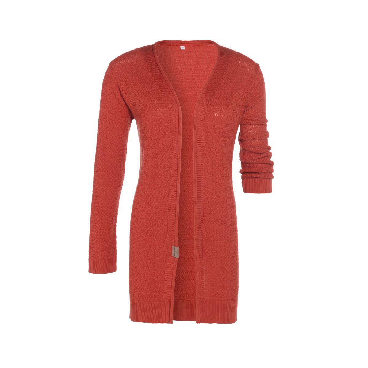 june knitted cardigan terra 4042
