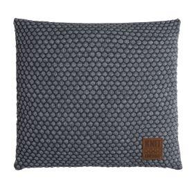 Juul Cushion Anthracite/Light Grey - 50x50