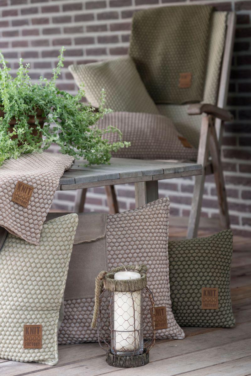 juul cushion anthracitelight grey 60x40