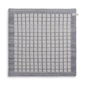 Kitchen Towel Alice Ecru/Med Grey