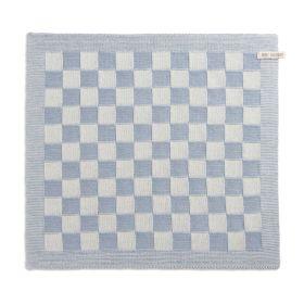 Kitchen Towel Block Ecru/Light Grey