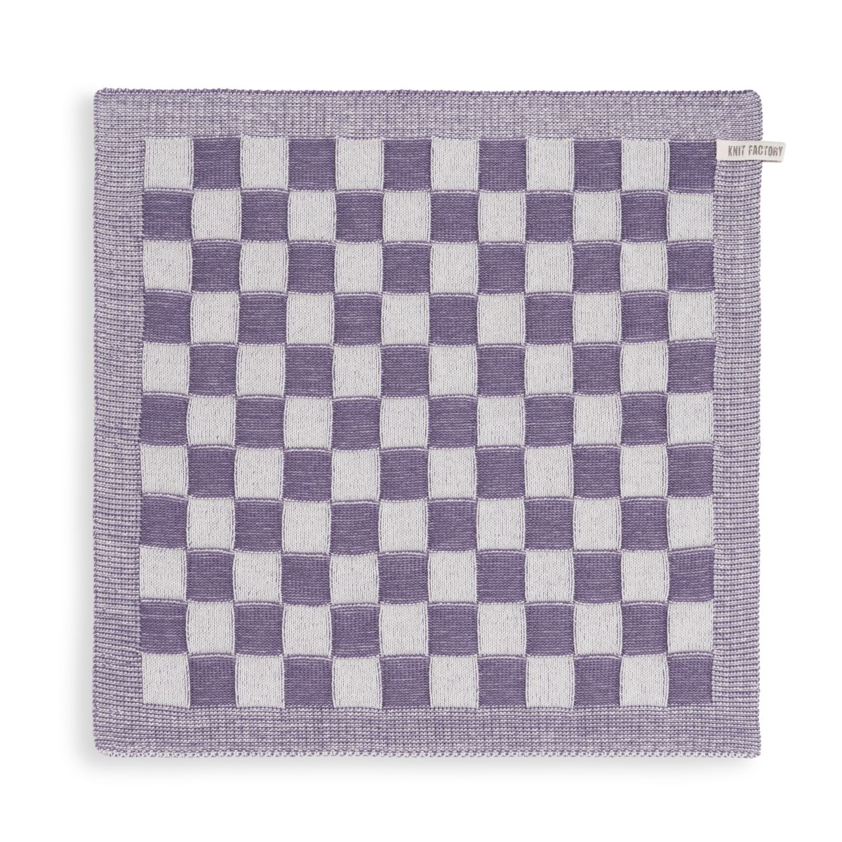 kitchen towel block ecruviolet