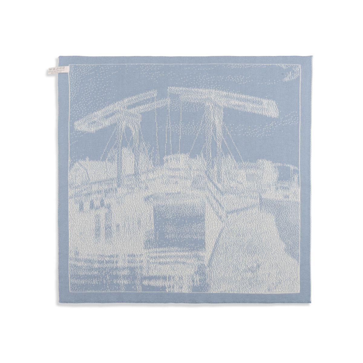 kitchen towel bridge ecrulight grey