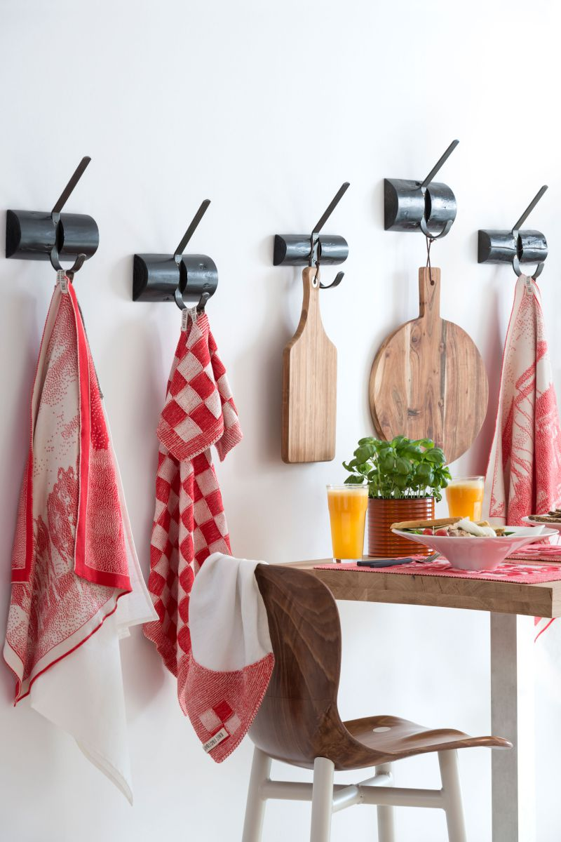 kitchen towel bridge ecrumed grey