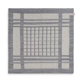 Kitchen Towel Emma Ecru/Med Grey