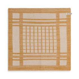Kitchen Towel Emma Ecru/Ochre