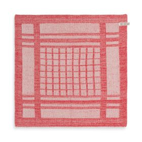 Kitchen Towel Emma Ecru/Red