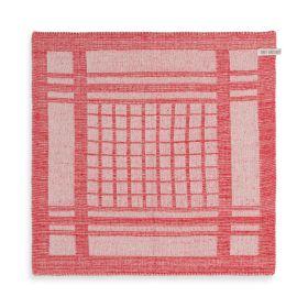 Kitchen Towel Emma Ecru/Red