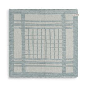 Kitchen Towel Emma Ecru/Stone Green