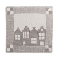 Kitchen Towel House Ecru/Taupe