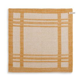 Kitchen Towel Olivia Ecru/Ochre