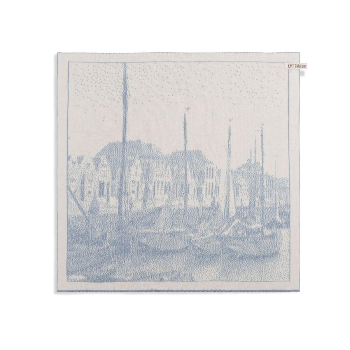 kitchen towel port ecrulight grey