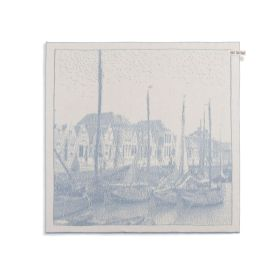 Kitchen Towel Port Ecru/Light Grey