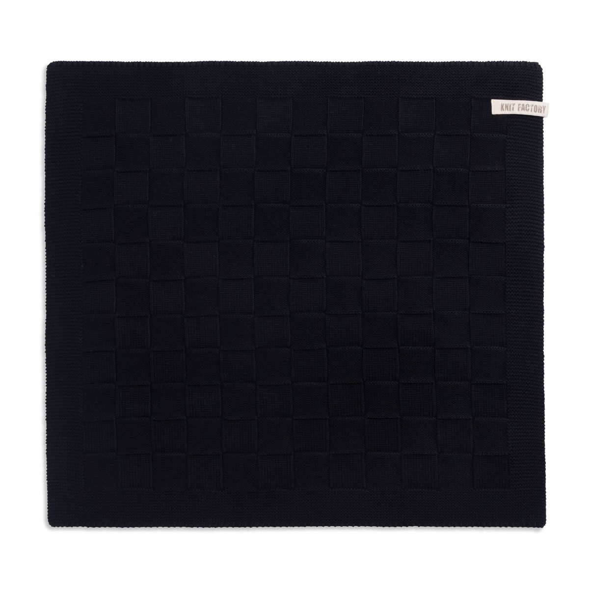 kitchen towel uni black