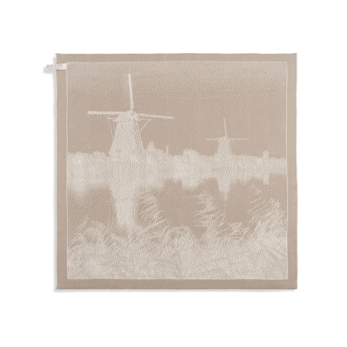 kitchen towel windmill ecrulinen