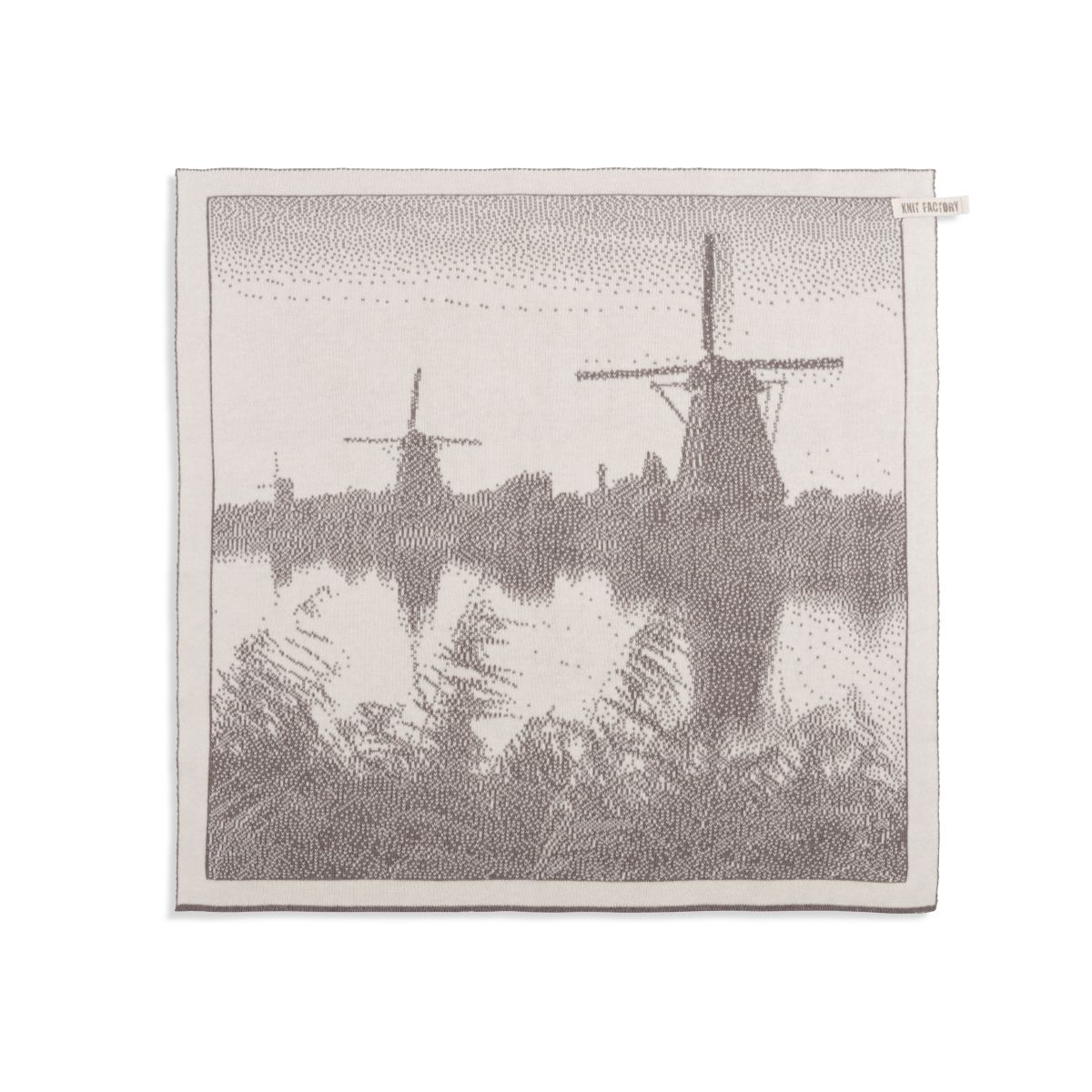 kitchen towel windmill ecrutaupe