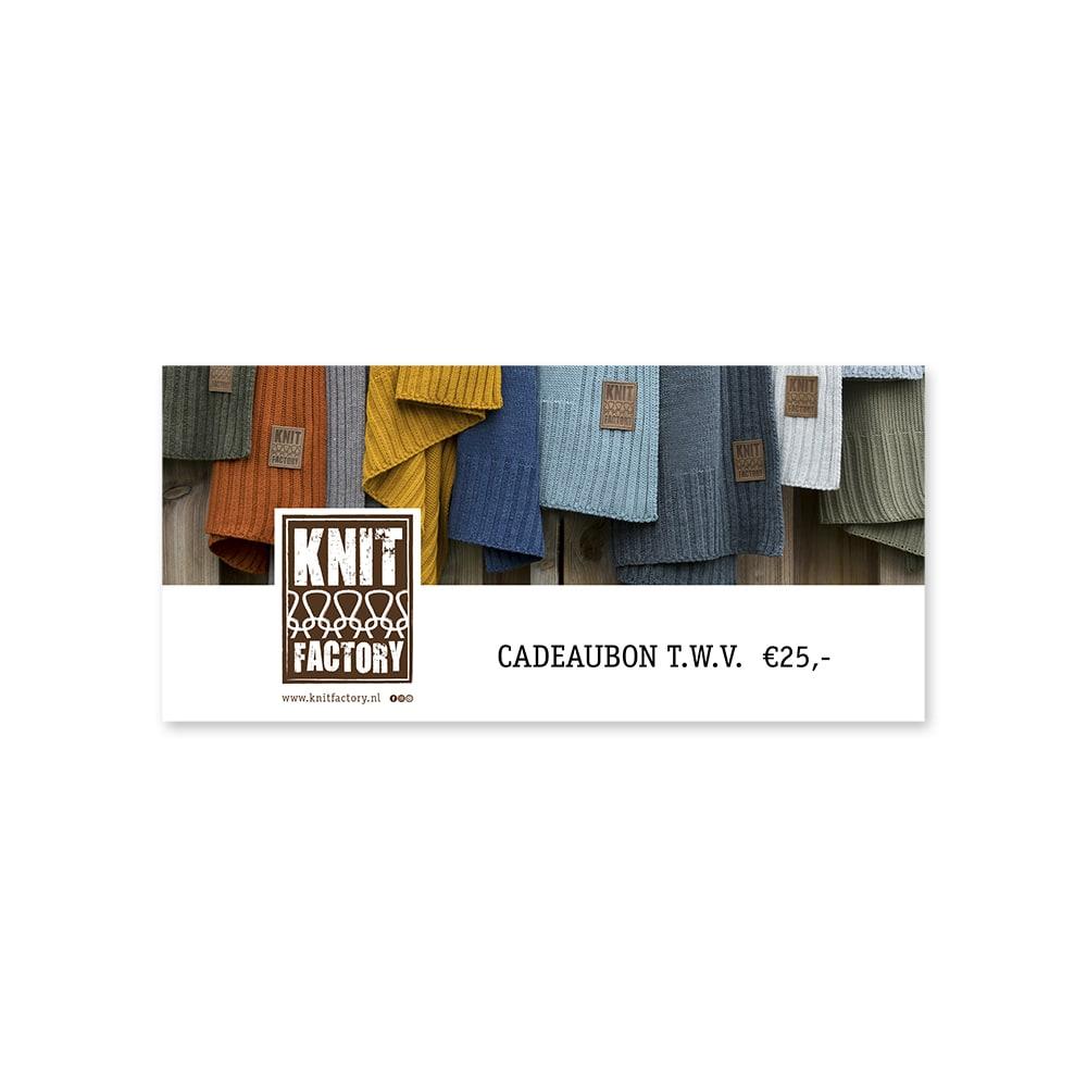 knit factory geschenkkarte 25
