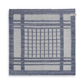 Küchentuch Emma Ecru/Jeans