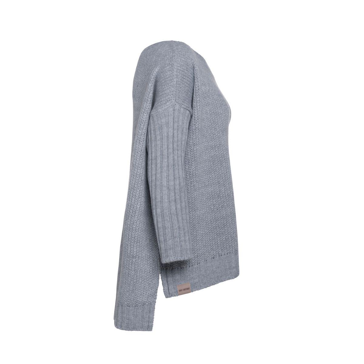kylie trui licht grijs 3644