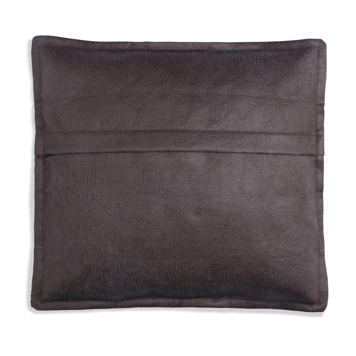 knit factory 1191233 kussen 50x50 lex olive 2