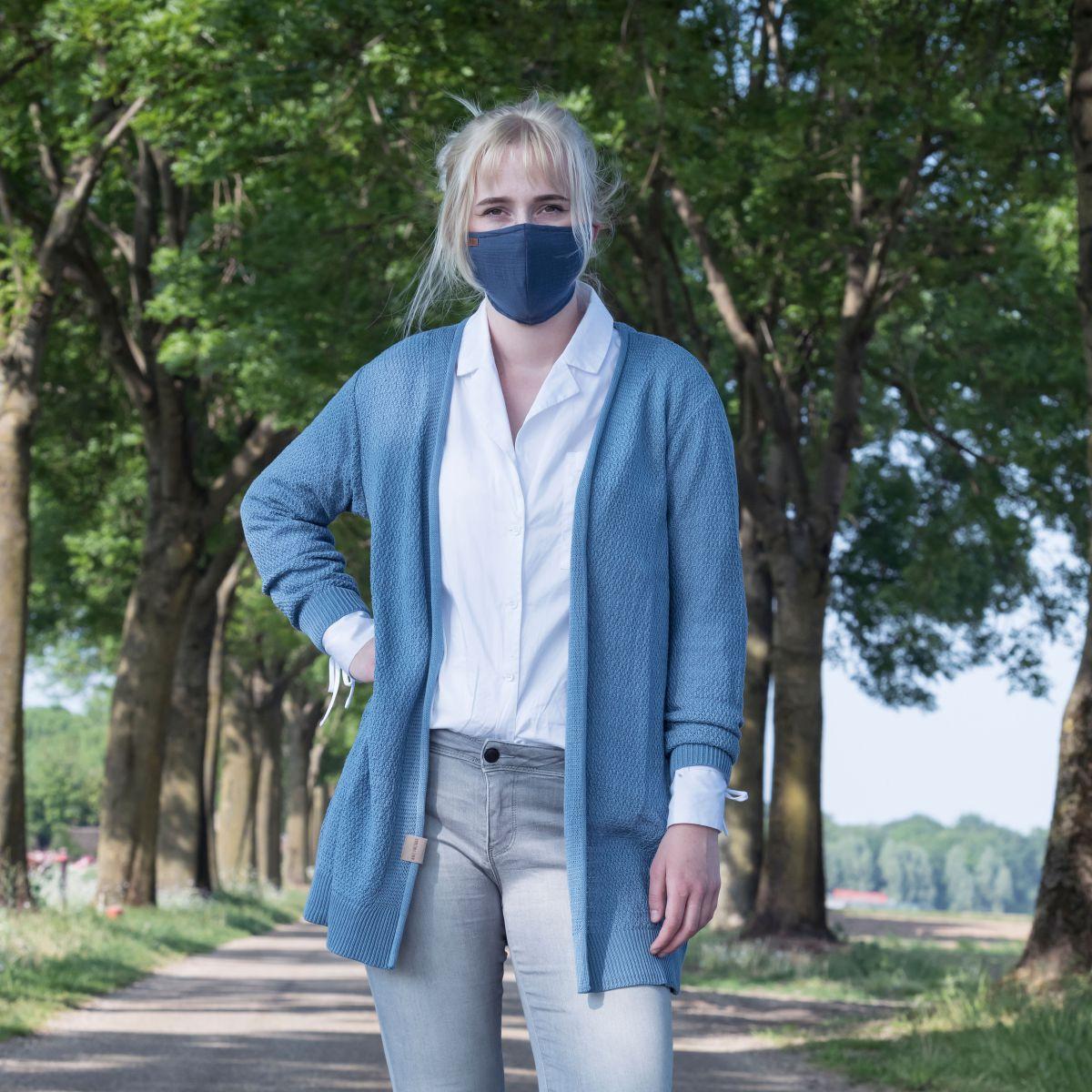 liv community mask jeans