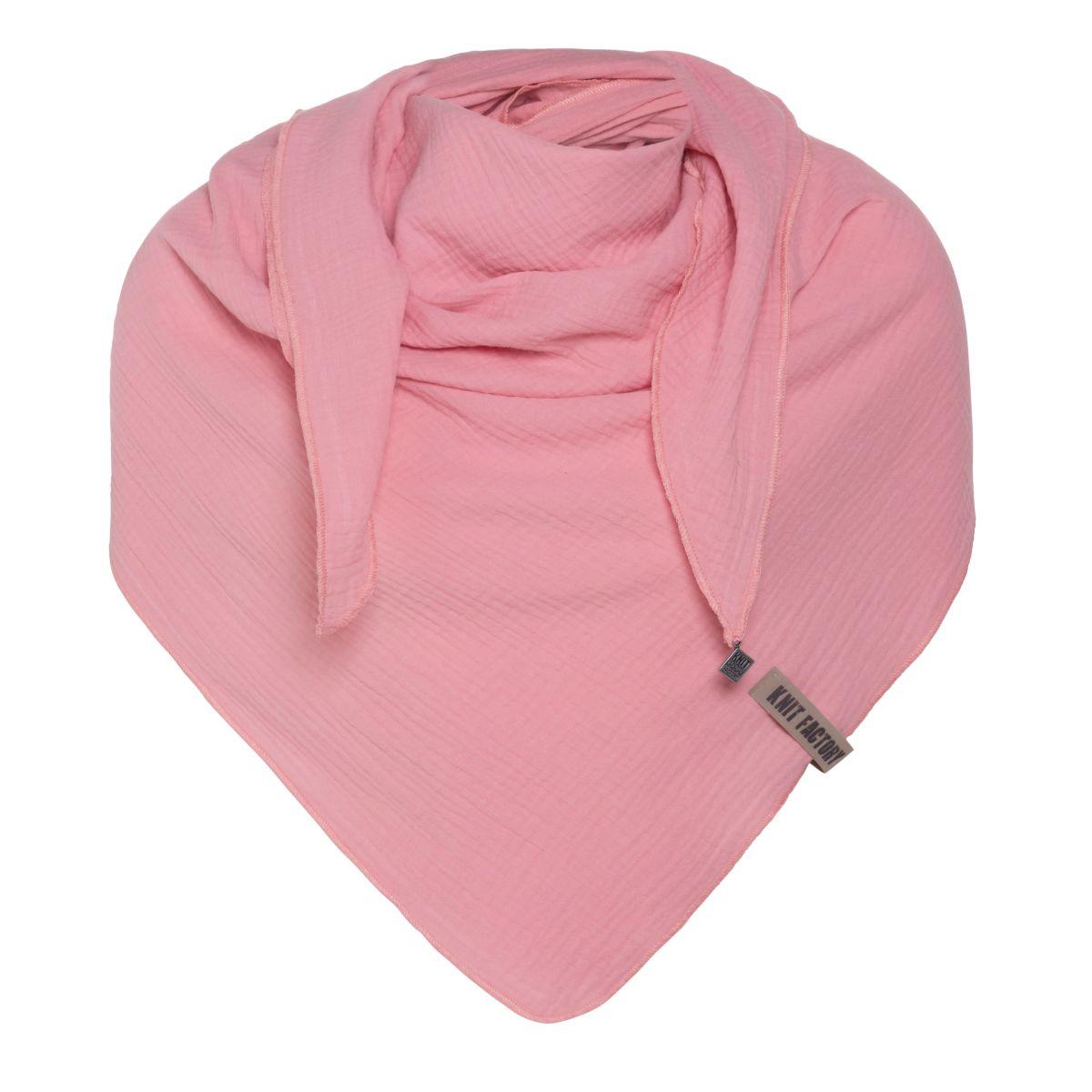 liv dreieckstuch rosa