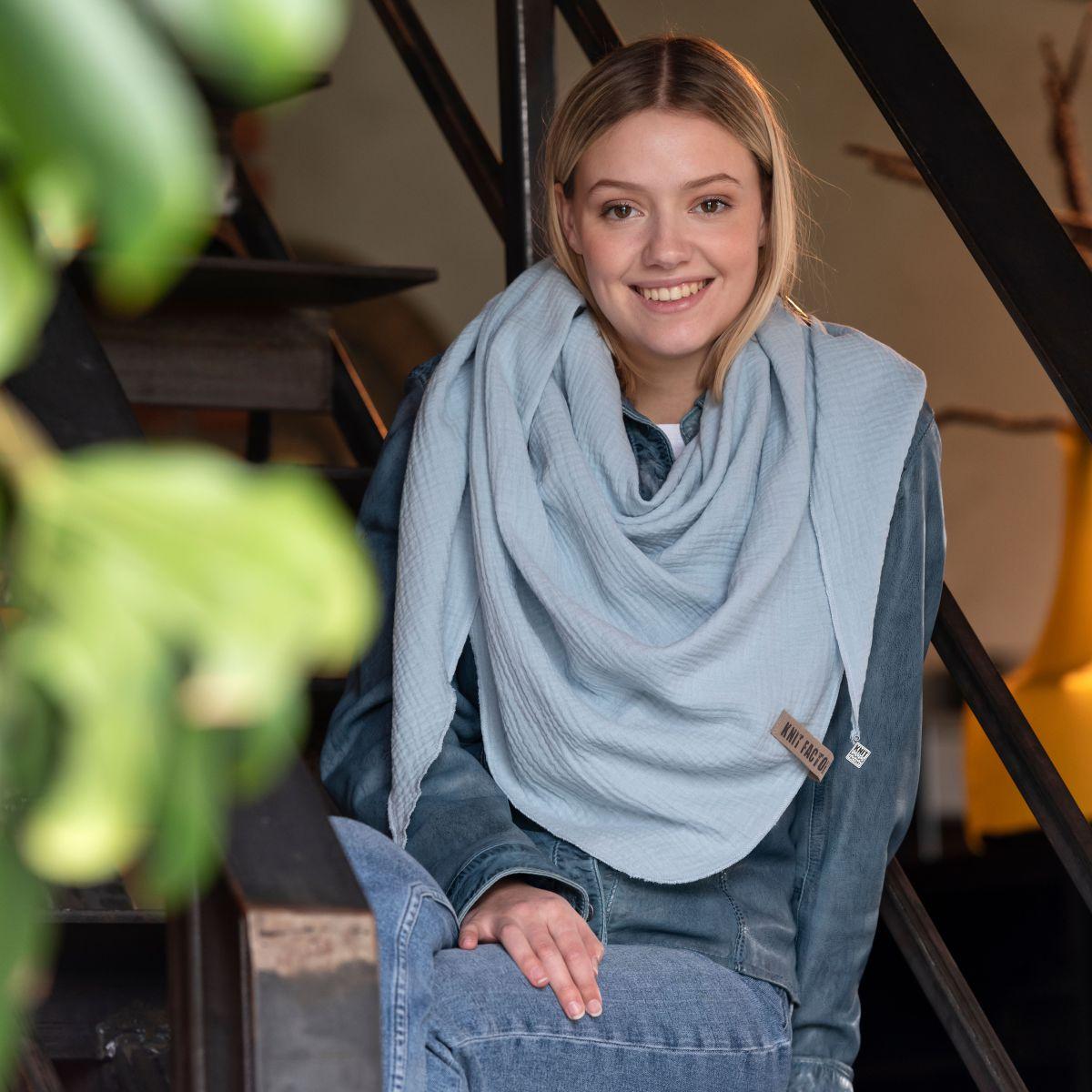 kf128060 knit factory liv omslagdoek 4