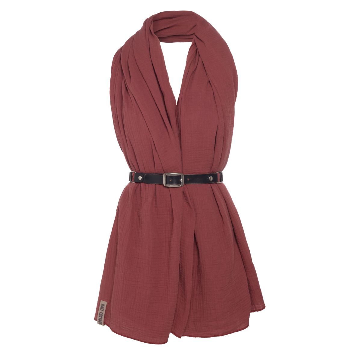 liv pareoxl scarf stone red