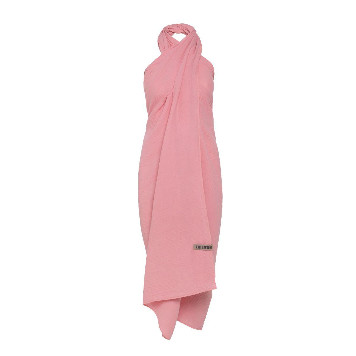knit factory kf128056021 liv pareo roze 1