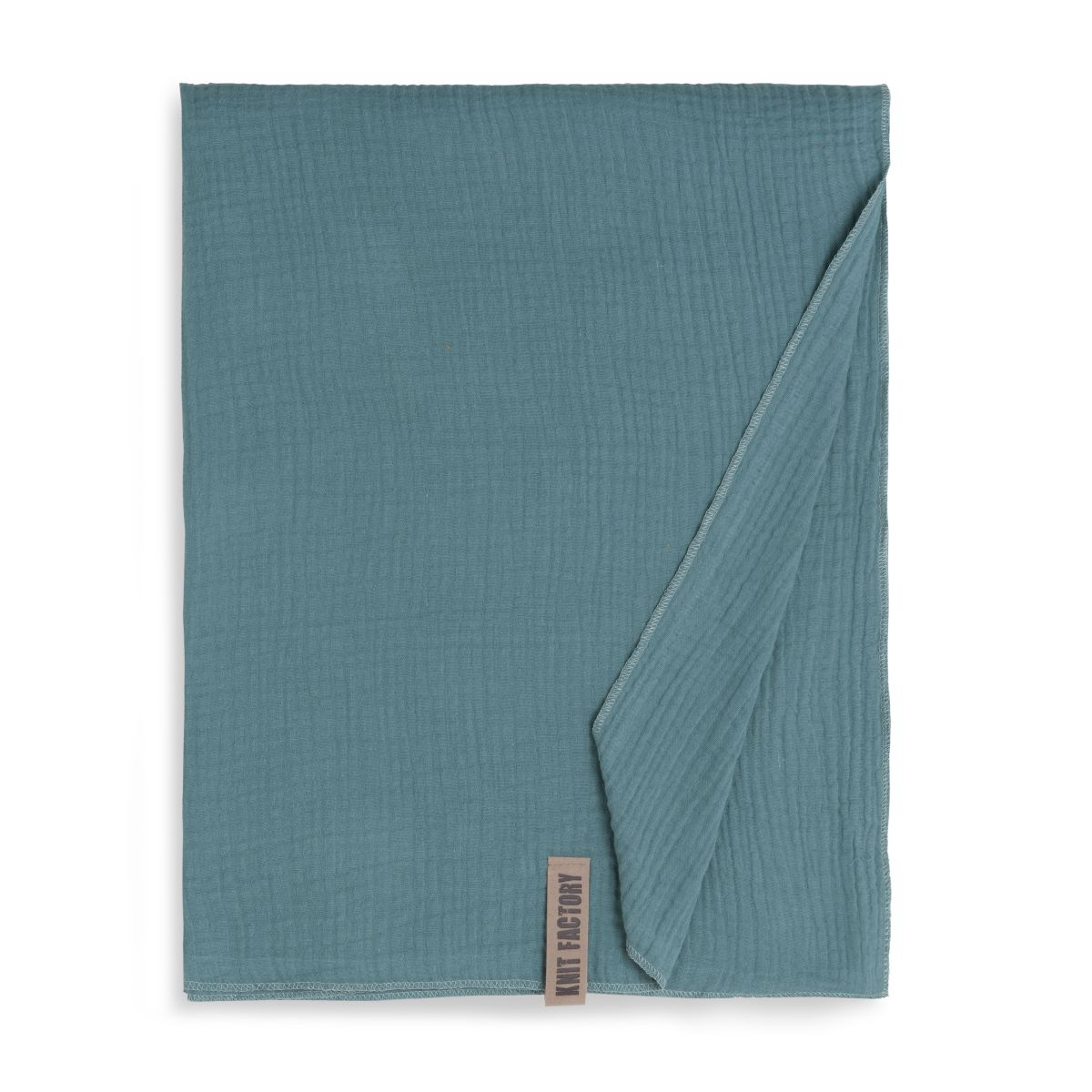 knit factory kf128056009 liv pareo stone green 2