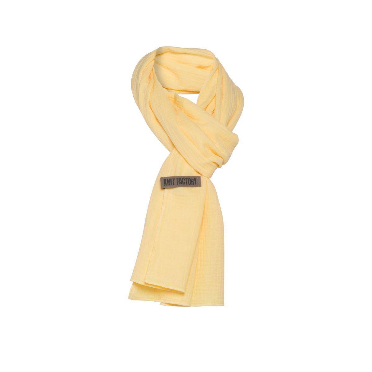 liv scarf citrus