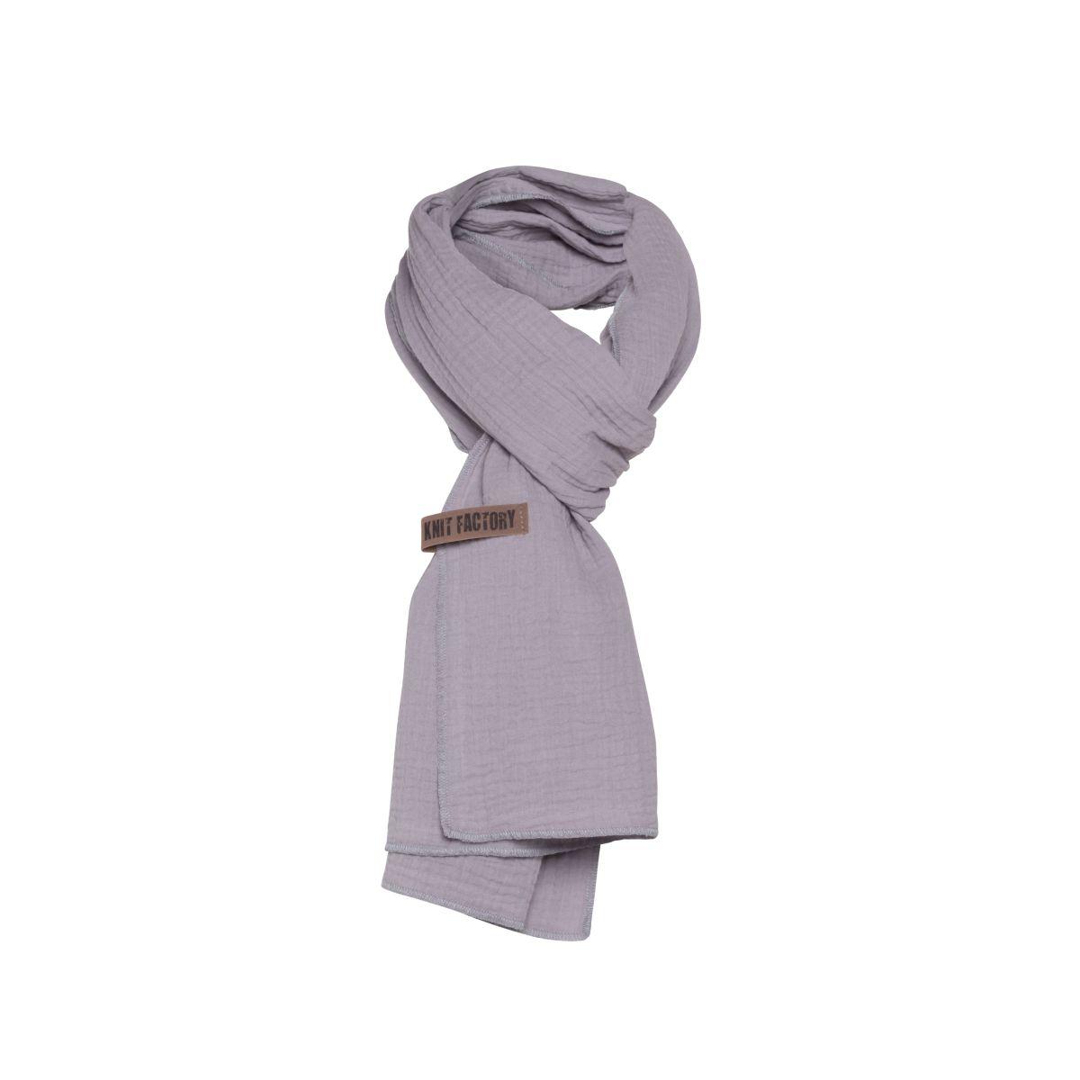 liv scarf grey