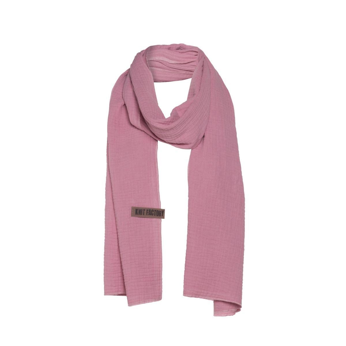 liv scarf lilac