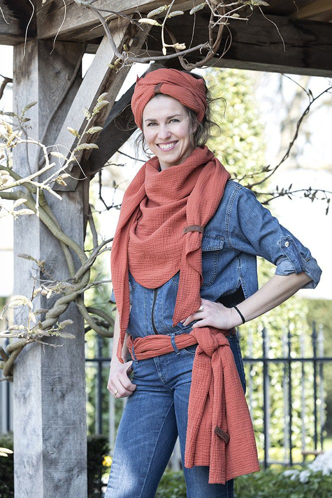 12865 knit factory liv sjaal 8