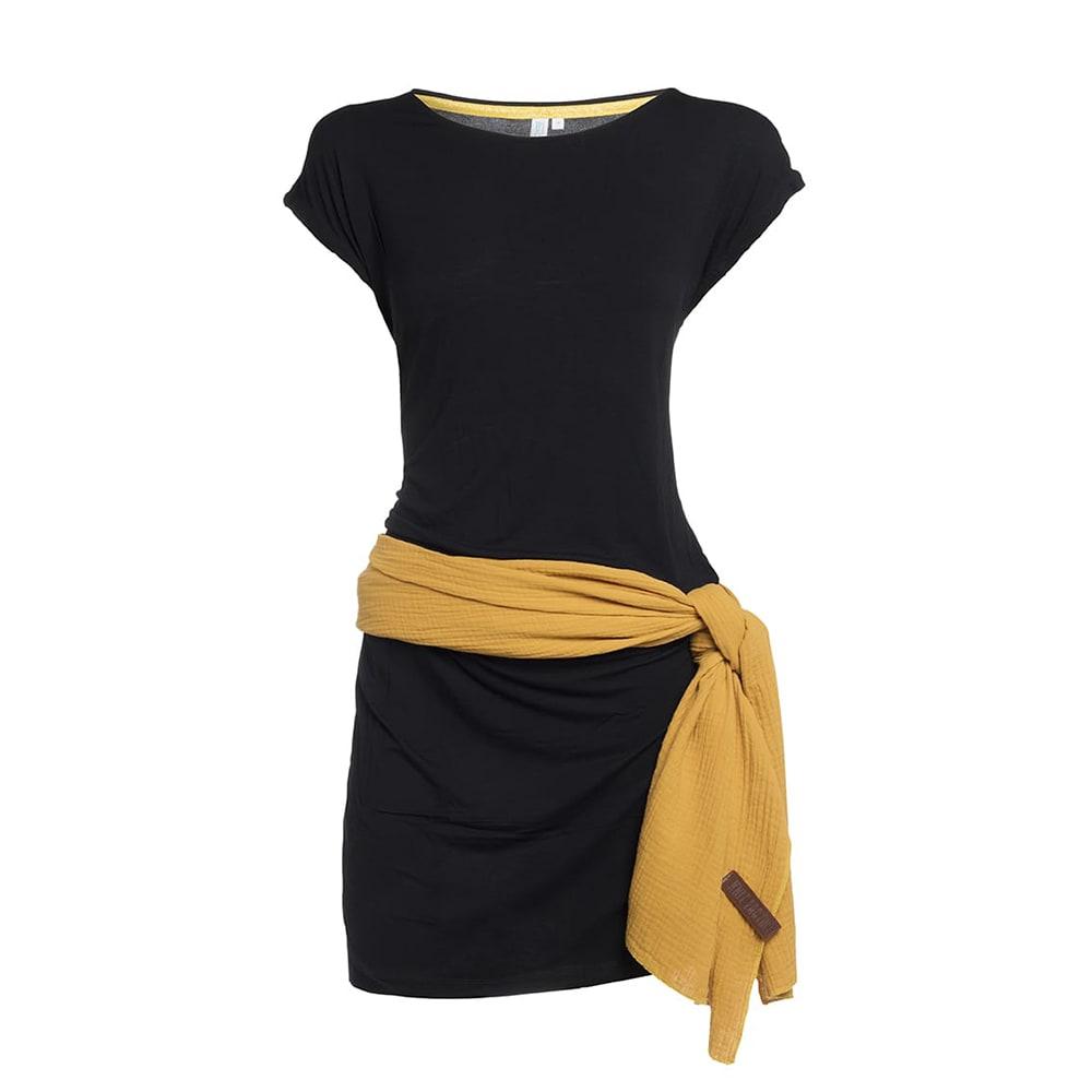 knit factory 1286520 liv sjaal new camel 3