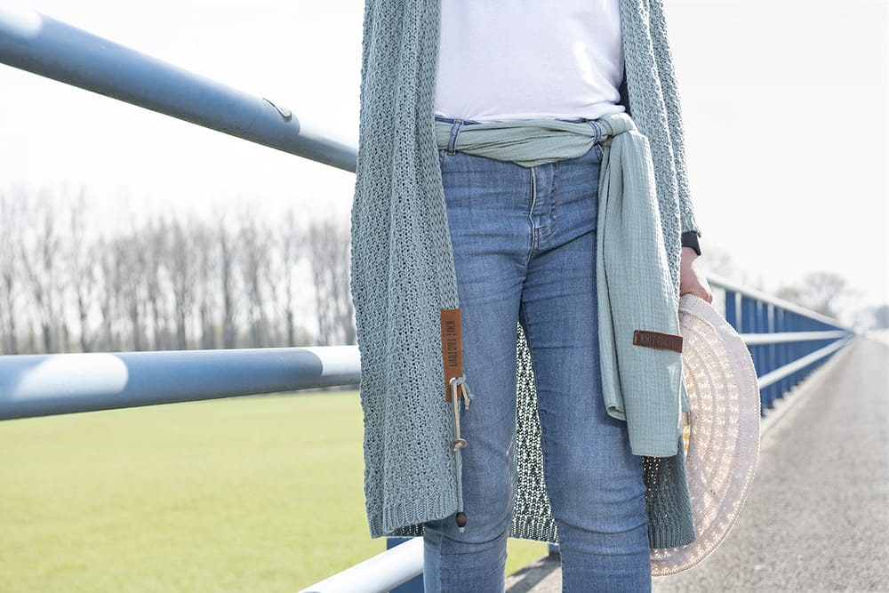 12865 knit factory liv sjaal 13