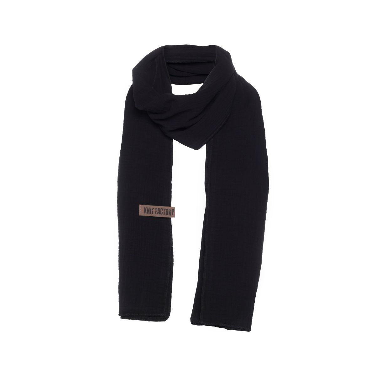 liv sjaal zwart