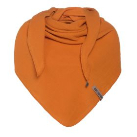 Liv Triangle Scarf Rust