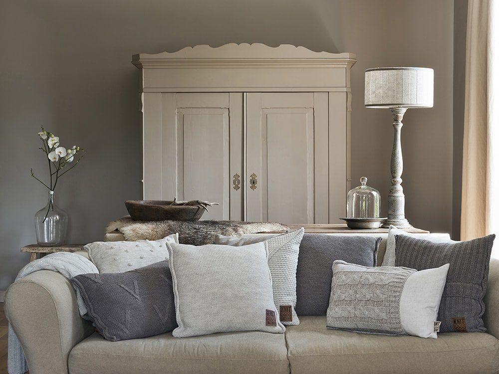 lois cushion 60x40 linen melee