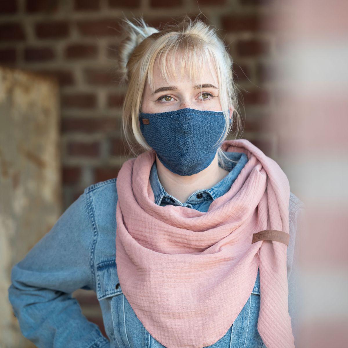 lola community mask old pink