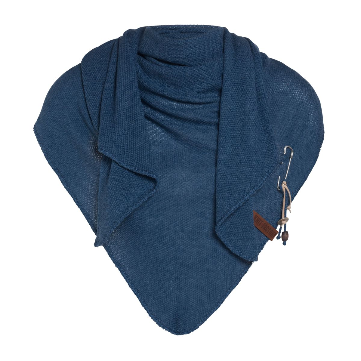 lola triangle scarf jeans