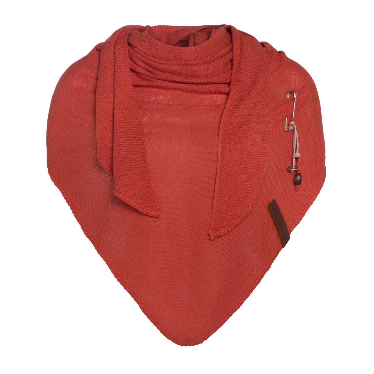 lola triangle scarf terra